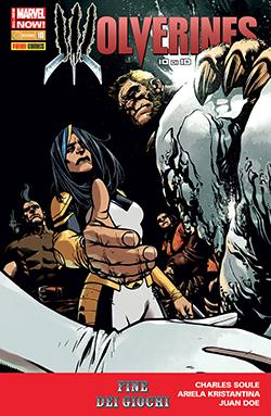 Wolverine n. 322