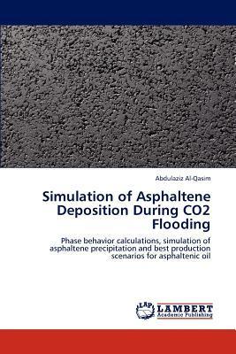 Simulation of Asphaltene Deposition During CO2 Flooding