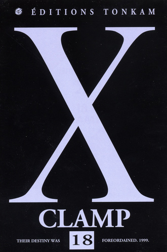X, tome 18