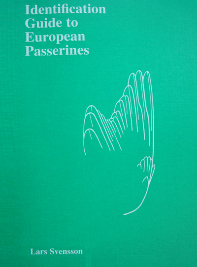 Identification guide to European passerines