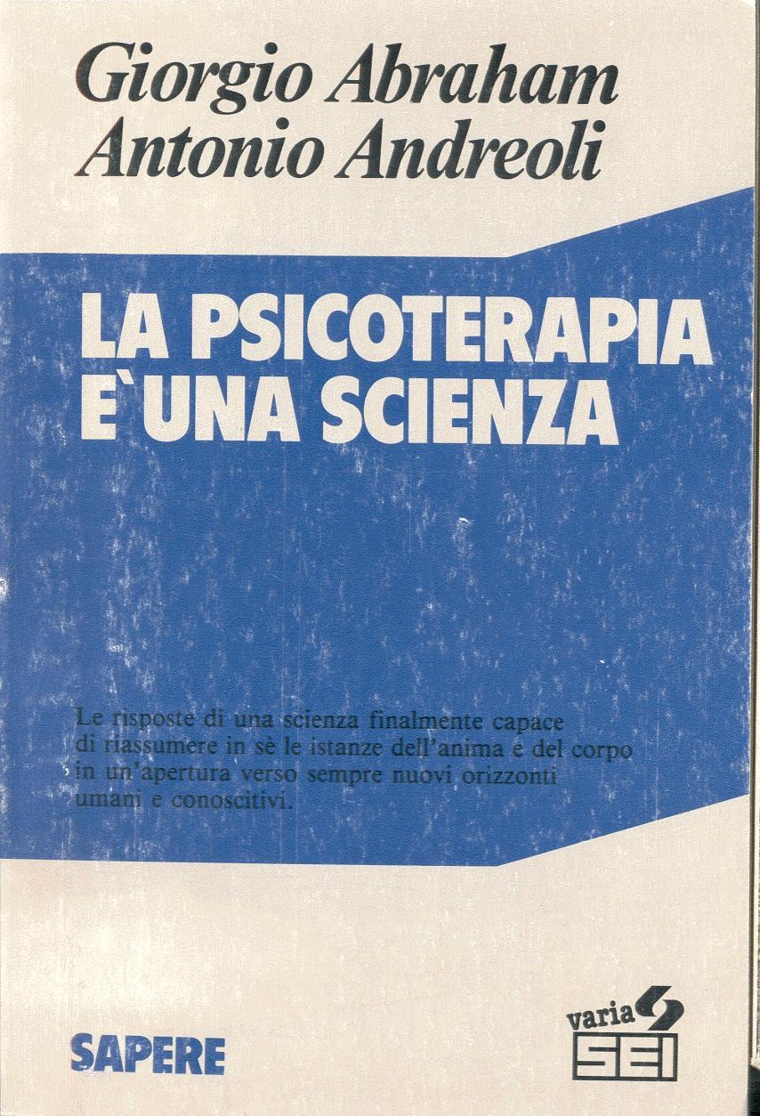 La psicoterapia è una scienza