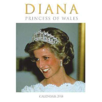 Diana Princess of Wales 2018 Calendar