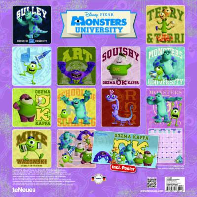 Disney Monster University 2014