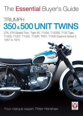 Triumph 350 & 500 Unit Twins 1957 to 1974