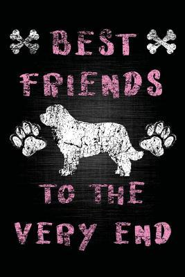 Best Friends to the Very End Newfie Journal