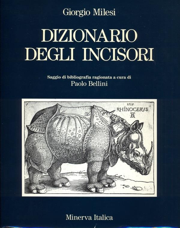Dizionario degli incisori
