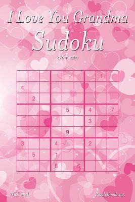 I Love You Grandma Sudoku