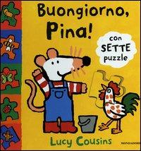 Buongiorno, Pina! Con 7 puzzle