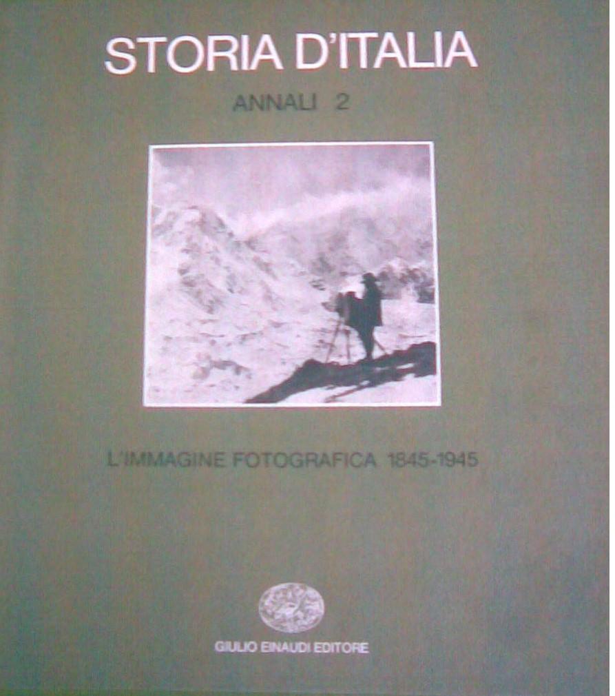 Storia d'Italia. Ann...