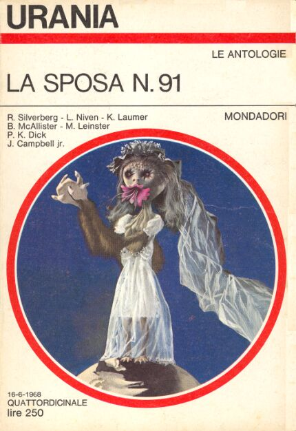La sposa n. 91