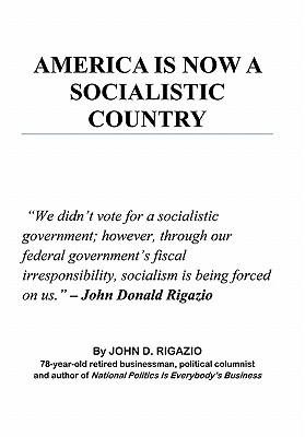 America Is Now a Socialistic Country