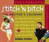 Stitch 'N Bitch 2007 Page-A-Day Calendar