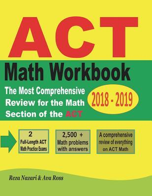 ACT Math Workbook 20...