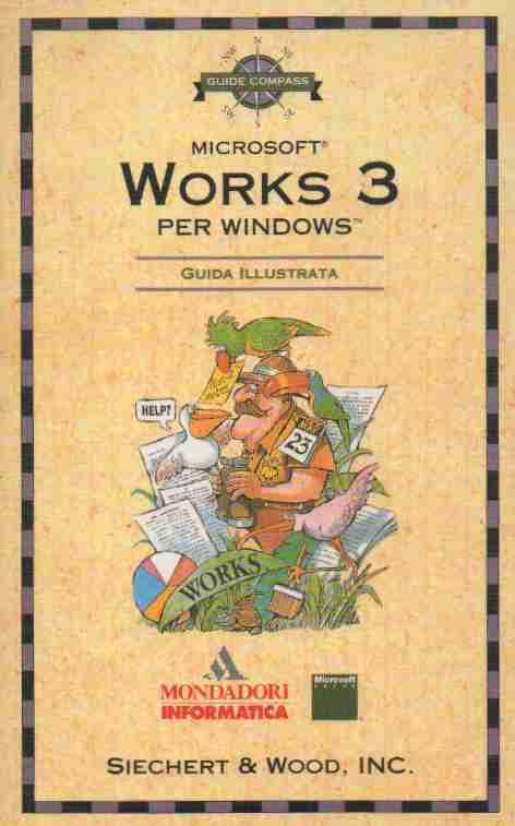 Microsoft Works 3 per Windows