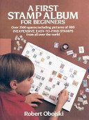 A First Stamp Album ...
