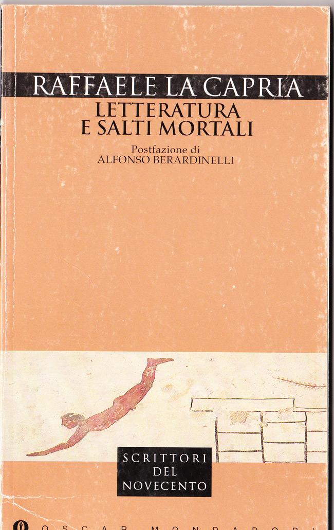 Letteratura e salti ...