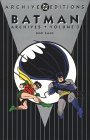 Batman Archives, Vol...