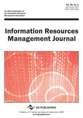 Information Resources Management Journal, Vol 25 ISS 2