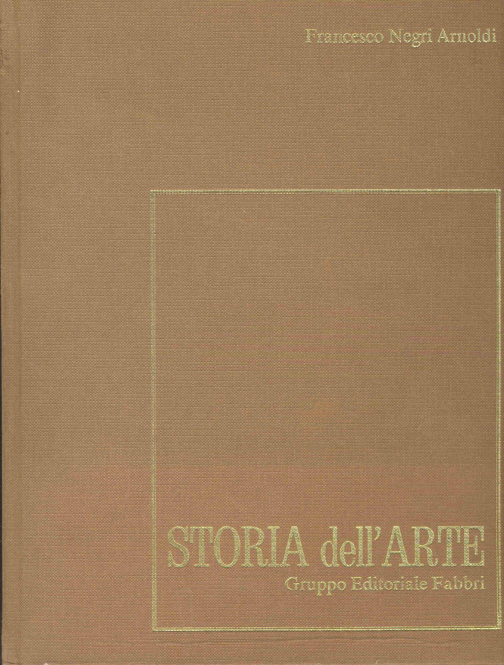 Storia dell'arte - Vol. 3