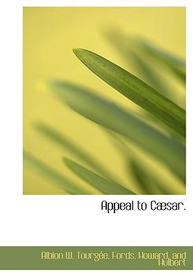 Appeal to C Sar