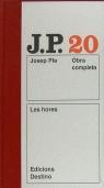 Obra completa de Josep Pla, 20: Les hores