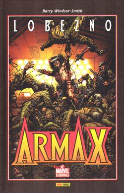 Best of Marvel Essentials. Lobezno: Arma X