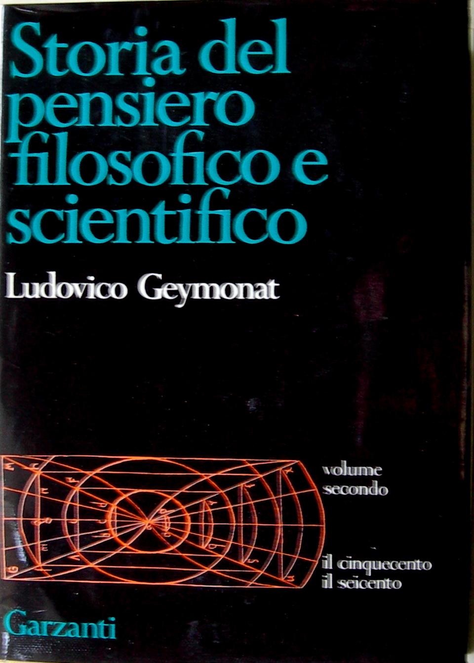 Storia del pensiero filosofico e scientifico - 2