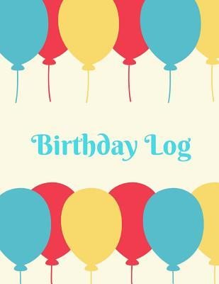 Birthday Log