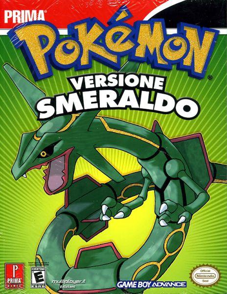 Pokémon versione Smeraldo