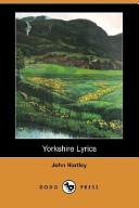 Yorkshire Lyrics (Dodo Press)