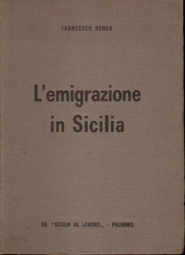 L'emigrazione in Sicilia