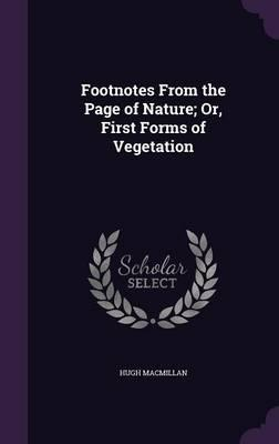 Footnotes from the P...