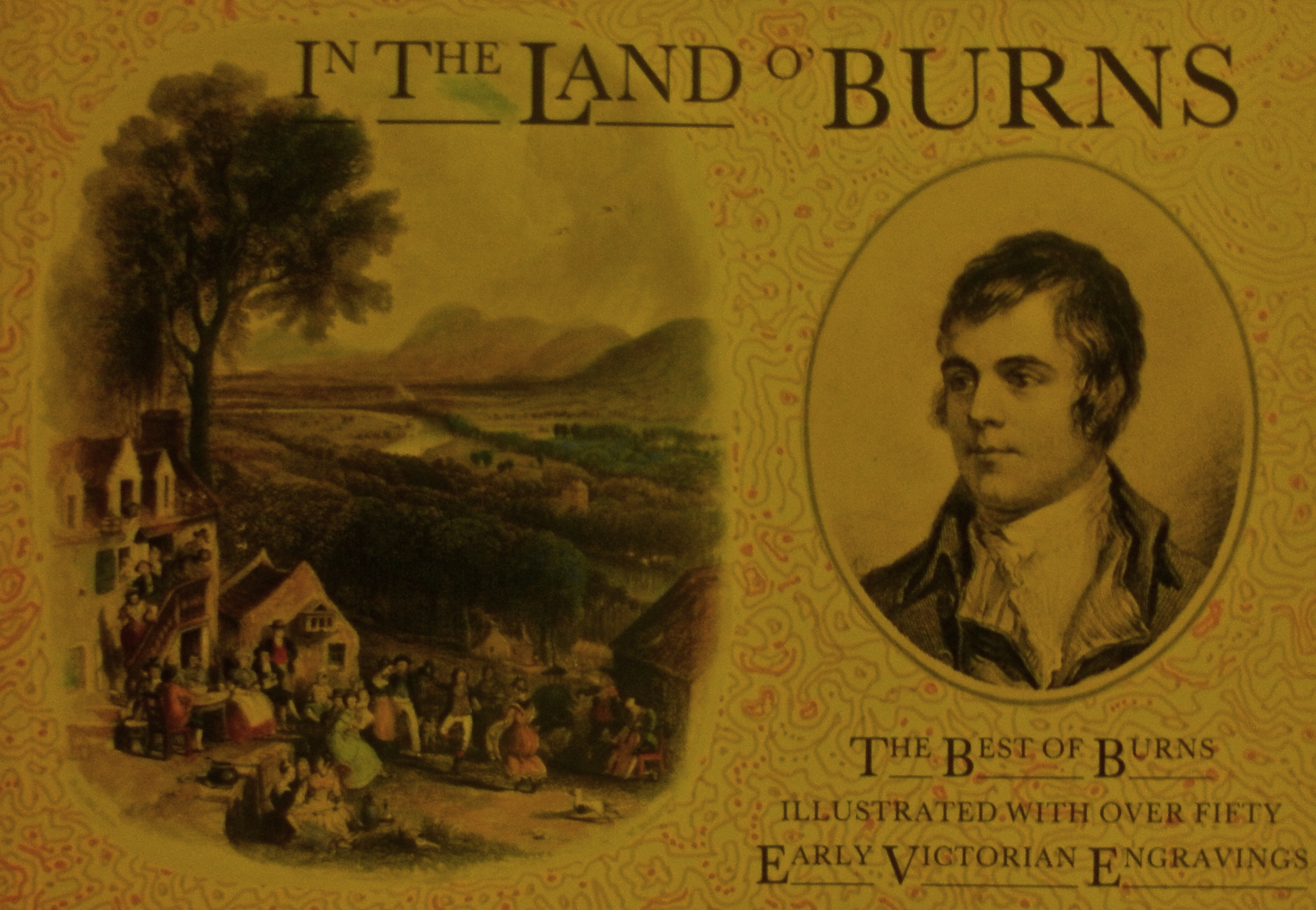 In the land o'Burns