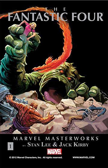 The Fantastic Four, ...