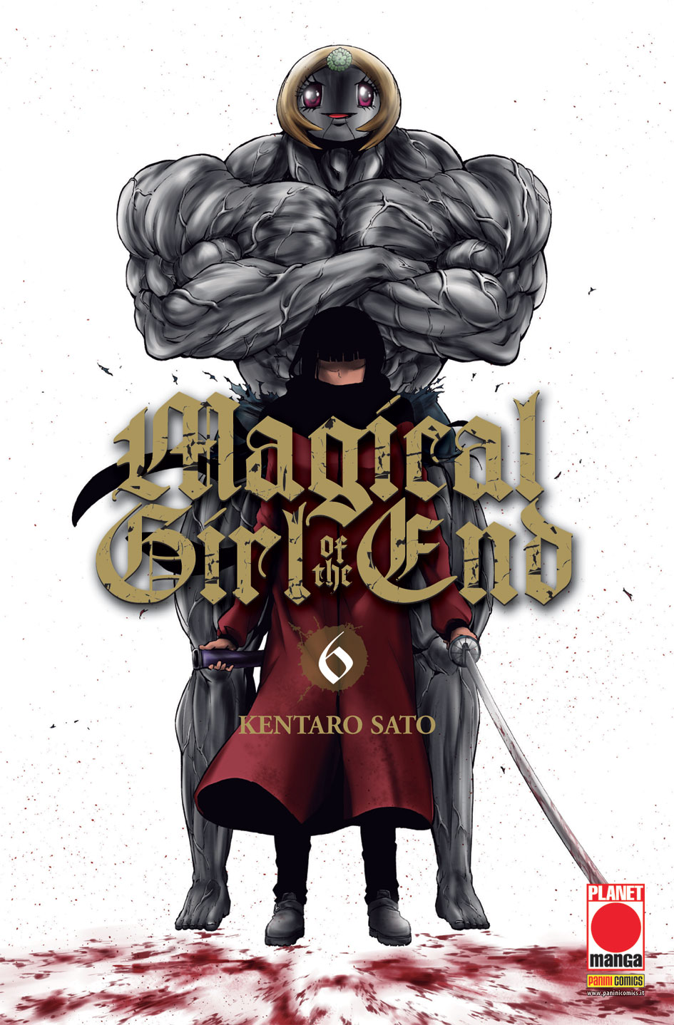 Magical Girl of the End vol. 6