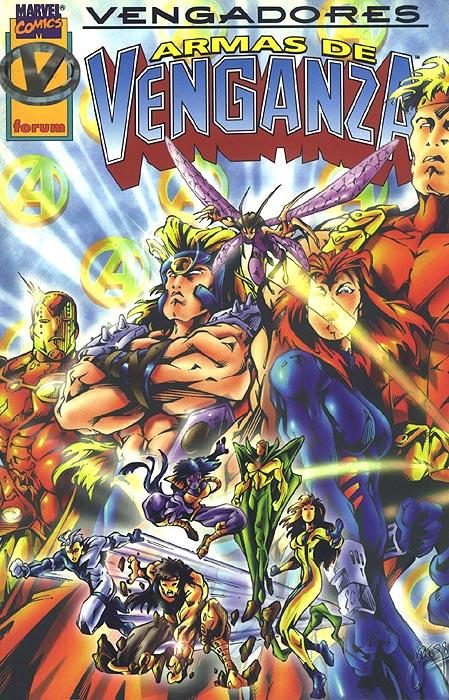 Vengadores: Armas de venganza
