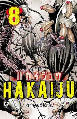 Hakaiju vol. 8