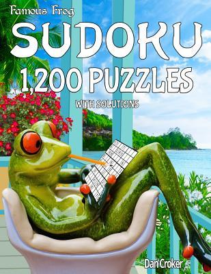 Famous Frog Sudoku 1,200 Puzzles With Solutions