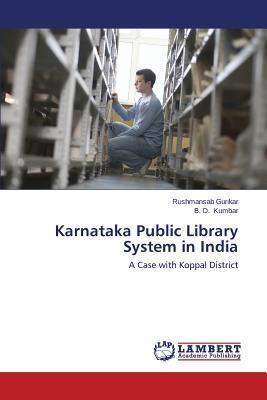 Karnataka Public Library System in India
