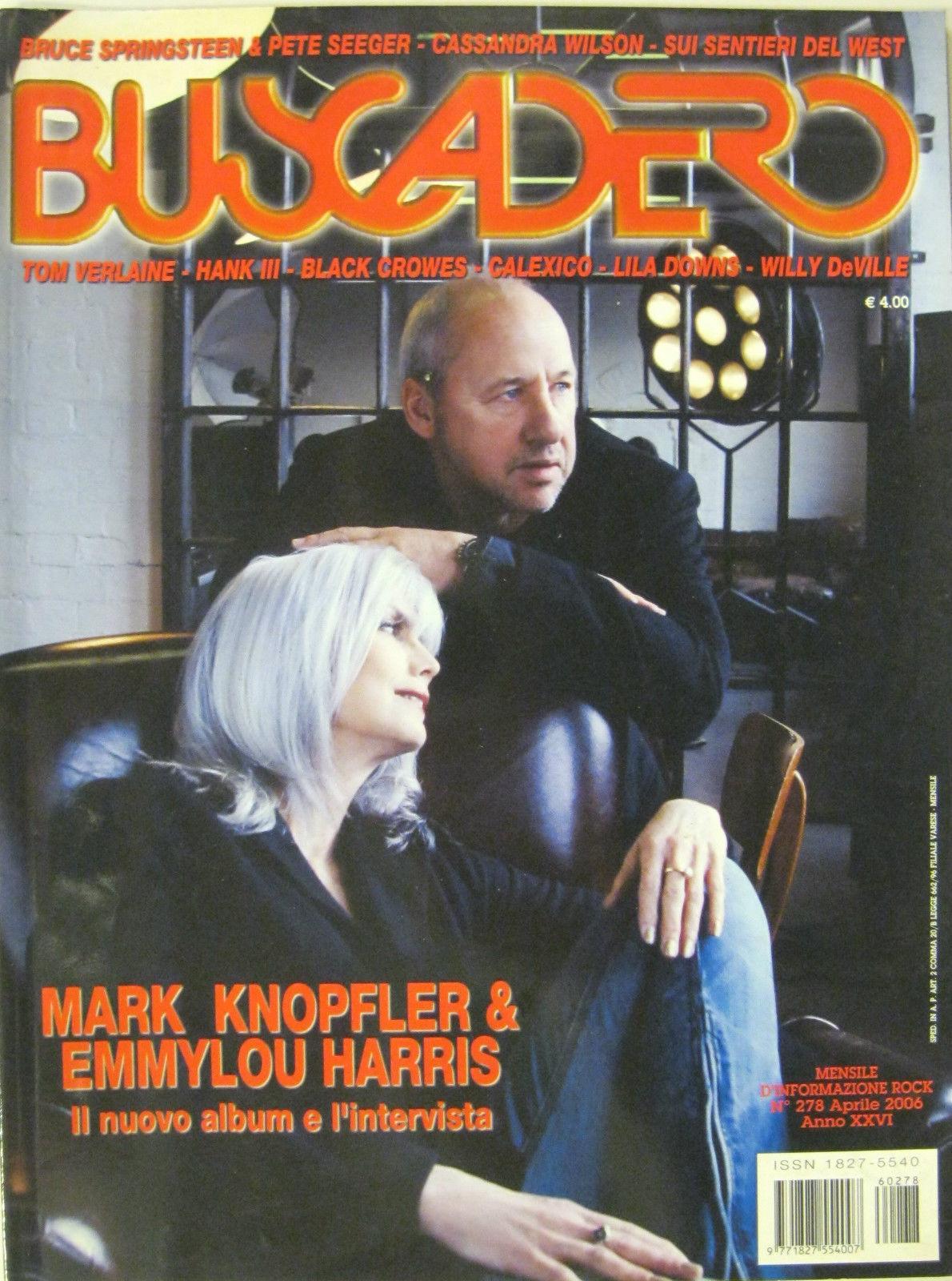 Buscadero n. 278 (aprile 2006)
