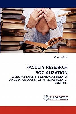 Faculty Research Socialization