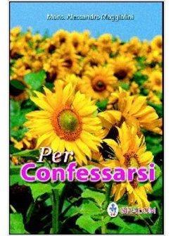 Per confessarsi