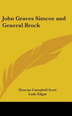 John Graves Simcoe and General Brock