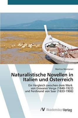 Naturalistische Novellen in Italien und Österreich