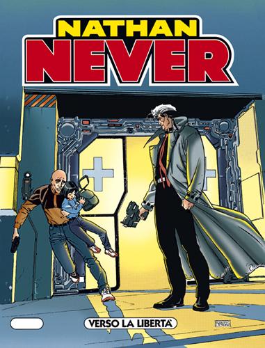 Nathan Never n. 95