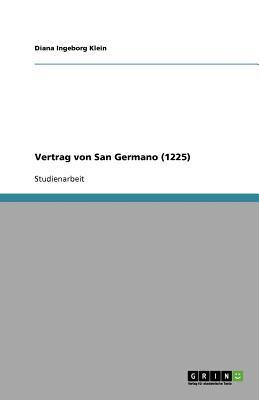Vertrag von San Germano (1225)