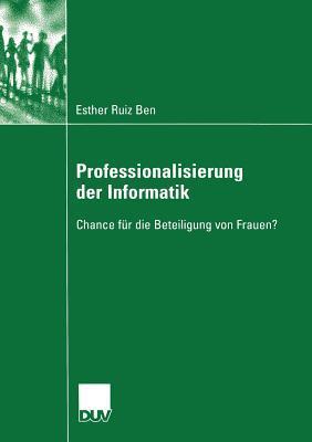 Professionalisierung Der Informatik