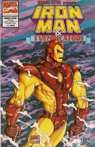 Marvel Extra n. 6