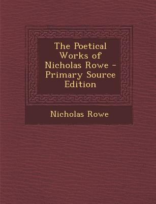 Poetical Works of Ni...