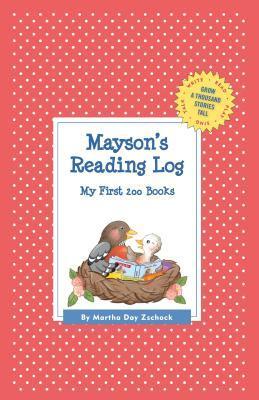 Mayson's Reading Log